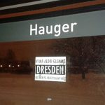Nordic Resistance Movement campaign in Norway to raise awareness of the Dresden bombings