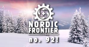 Nordic Frontier episode 92, Eric Striker