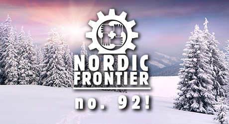 Nordic Frontier episode 92, Eric Striker