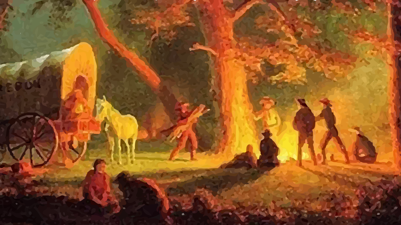 Nordic Frontier on Manifest Destiny | Nordic Resistance Movement