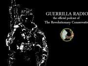 Guerrilla radio podcast logo