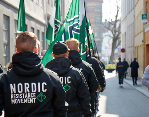 Events Nordic Resistance Movement