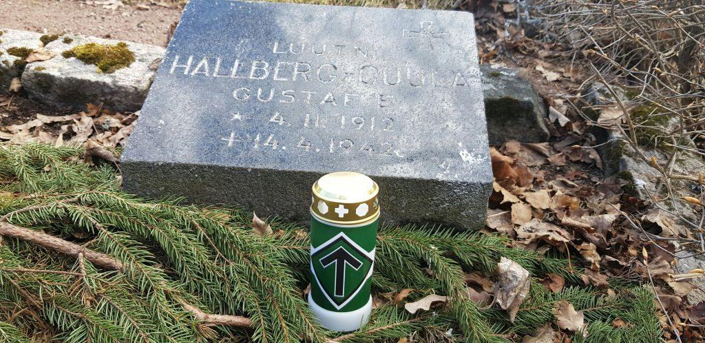 A Finnish tribute to Gösta Hallberg-Cuula
