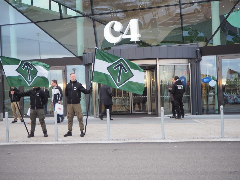 NRM activism in Kristianstad, Sweden