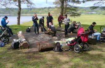 Nest 2 enjoy a family day of activities in Alingsås
