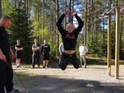 Nest 8 training in Västerås