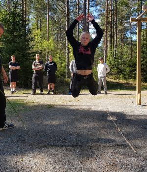 Nest 8 training in Västerås