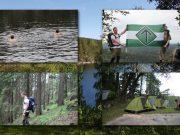 Nordic Resistance Movement Norwegian Nest 1 nature hike