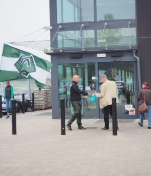 Nordic Resistance Movement activism in Simrishamn