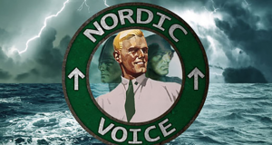 Nordic Voice podcast logo