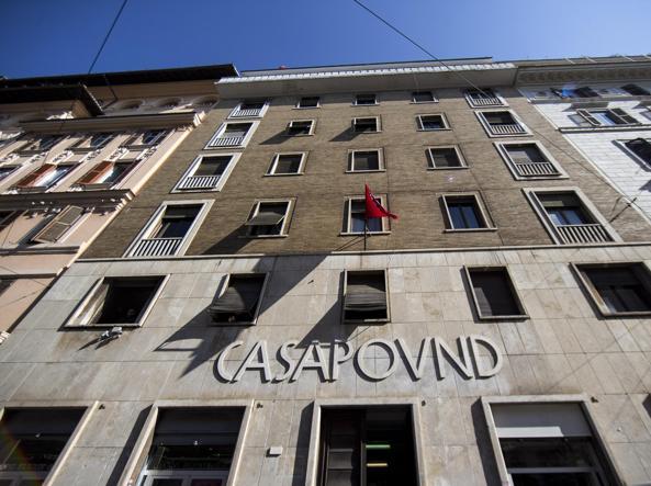 Casa Pound HQ