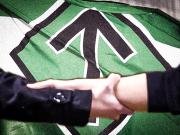 National Socialist handshake