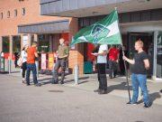 Nordic Resistance Movement activism in Svedala