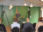 Denmark Nest 3 Nordic Resistance Movement meeting