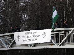 Nordic Resistance Movement Gustav Vasa remembrance activism