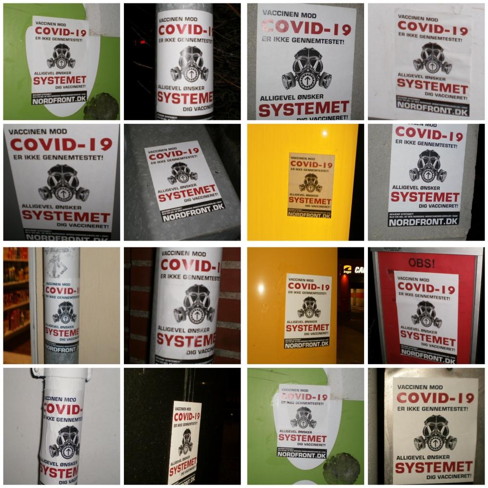 Covid 19 awareness activism