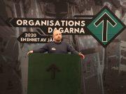 Simon Holmqvist at the Nordic Resistance Movement's Organisation Days
