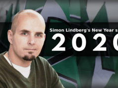 Simon Lindberg's New Year speech 2020