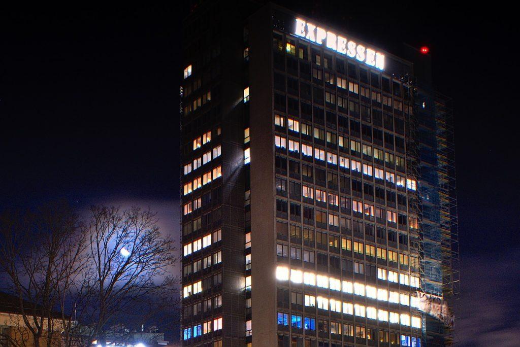Dagens Nyheter Tower, Stockholm