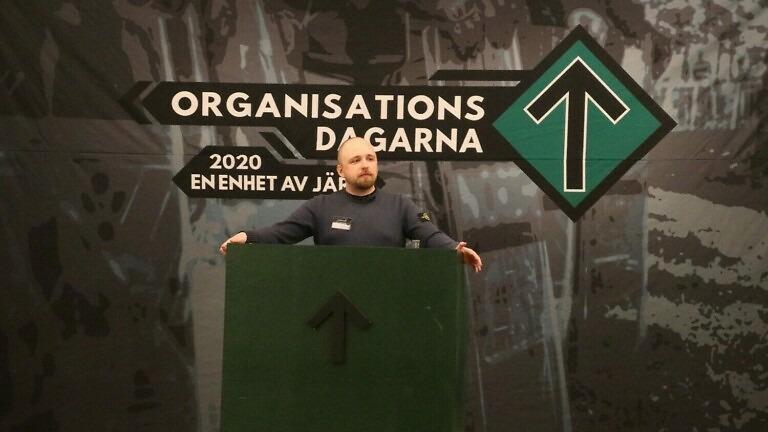 Organisation Days, Simon Holmqvist