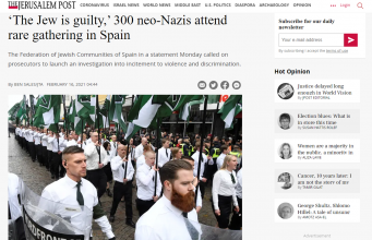 WJC Nordic Resistance Movement screenshot