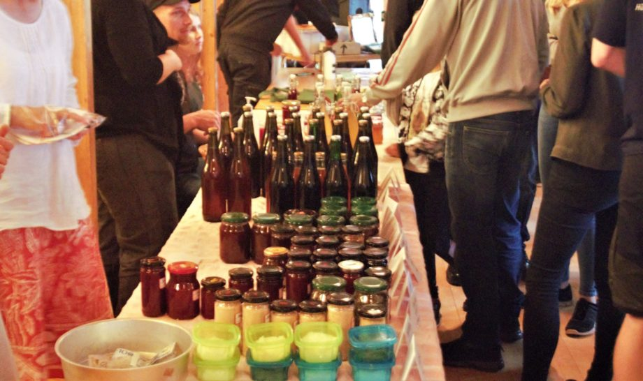 Nordic Days market