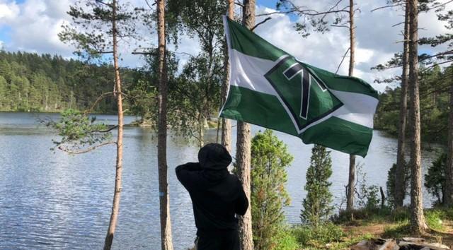 NRM hiking in Norway