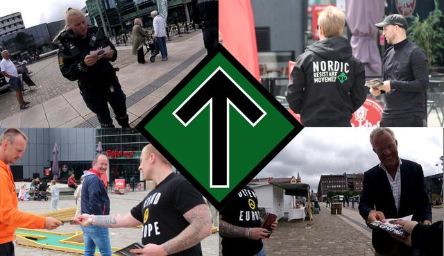 NRM public action in Sarpsborg
