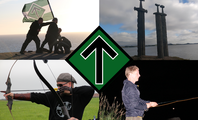 The Nordic Resistance Movement in Rogaland