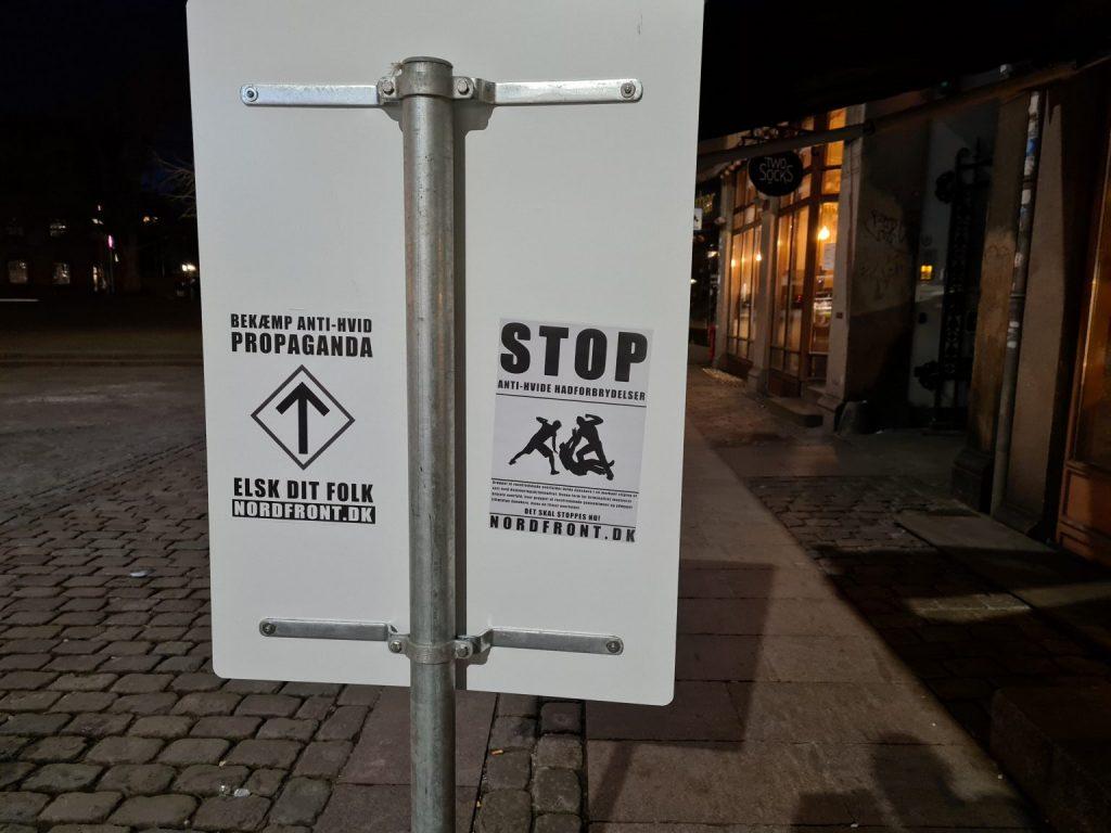 NRM posters, Aarhus, Denmark
