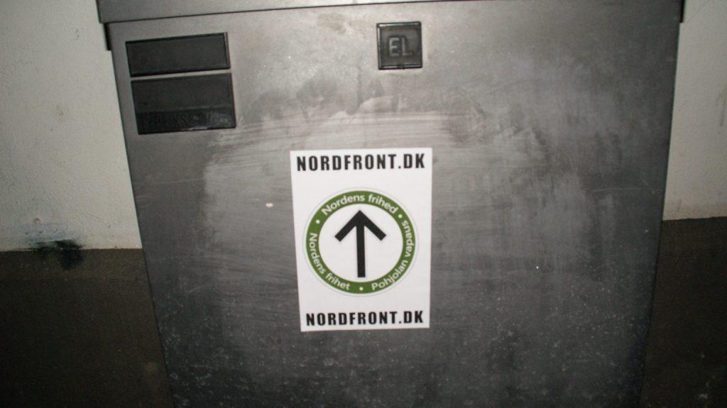 NRM posters in Odense, Denmark
