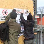 NRM Covid-19 vaccine awareness activism, Norway