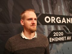 Daniel Gerdås, Nordic Resistance Movement Nest Chief for Nest 3