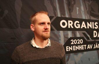 Daniel Gerdås, Nordic Resistance Movement Nest Chief for Nest 3