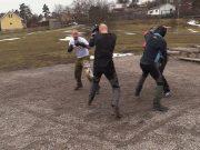 Training in NRM Sweden's Nest 1