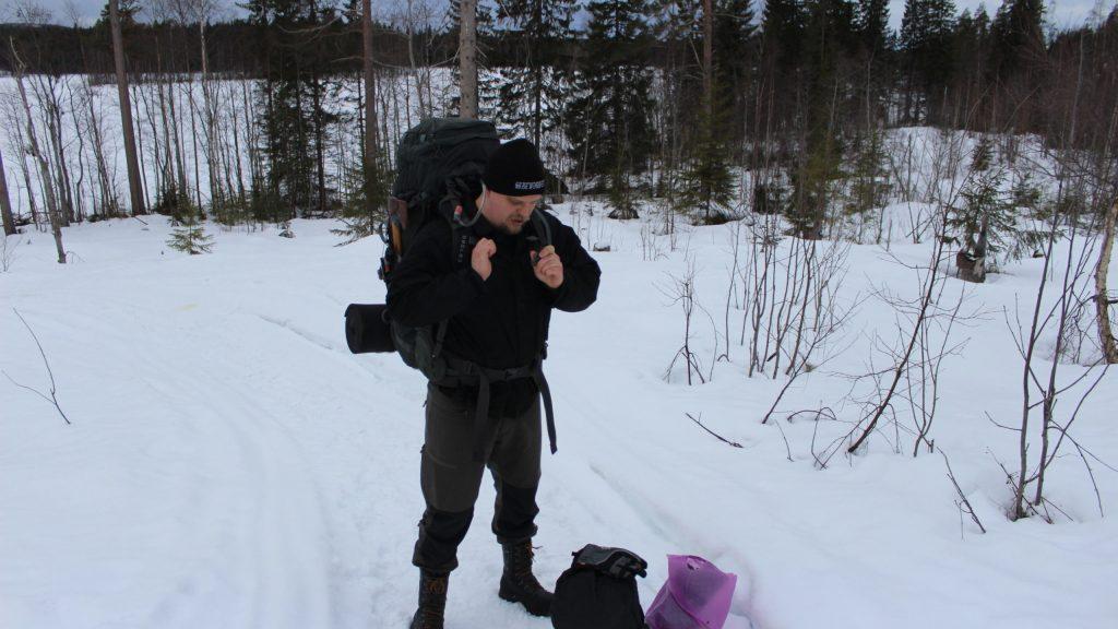 Sweden's Nest 4 NRM camping in Värmland
