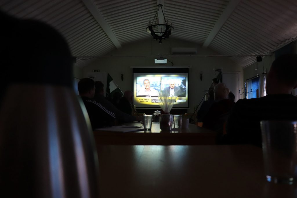 NRM Nest 8 meeting video