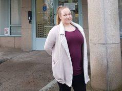 Noora Isojärvi at court