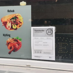 Norwegian restaurant hygiene ratings from the Resistance Movement