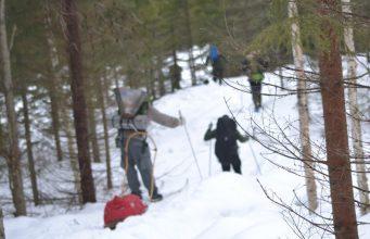 NRM Nest 5 ski trip