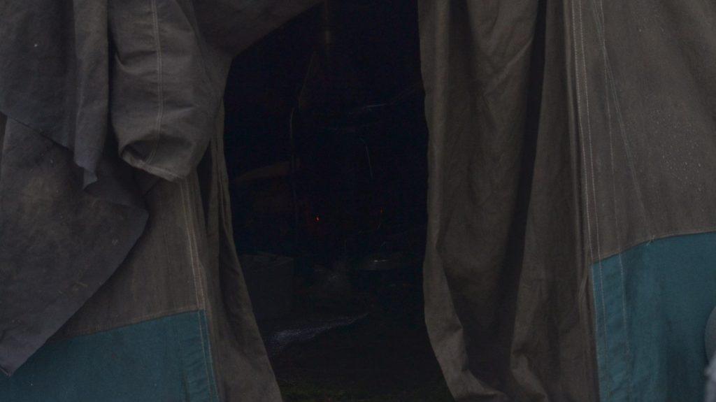 NRM Nest 5 ski trip tent