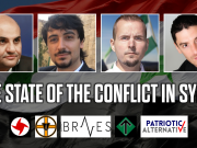 The State of the Conflict in Syria livestream