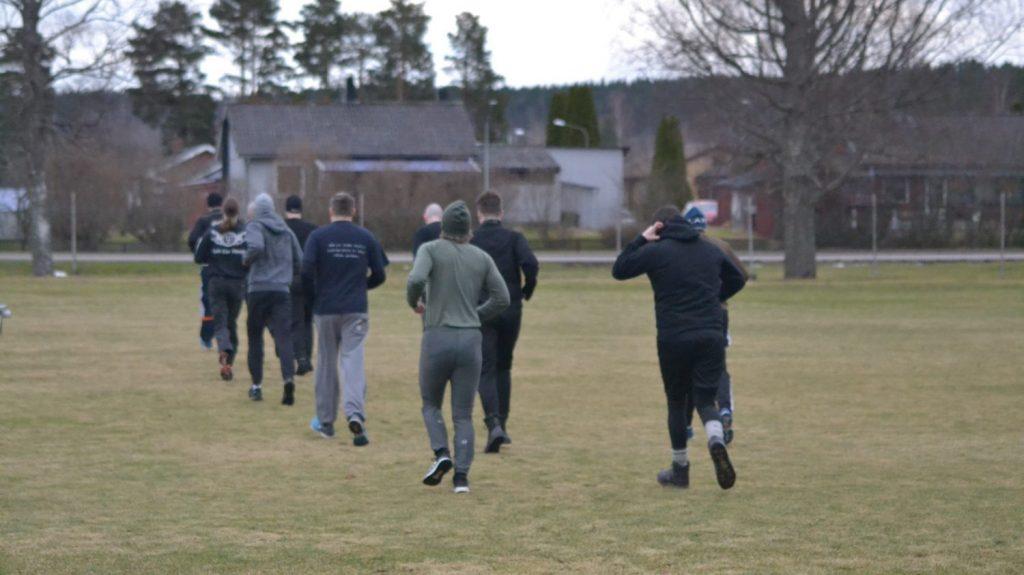 NRM Värmland monthly meeting training