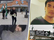 Vetlanda terrorist attack and Nordic Resistance Movement activism