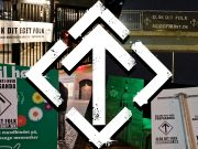 "Anti-UN ""Day against racism"" activism in Denmark"