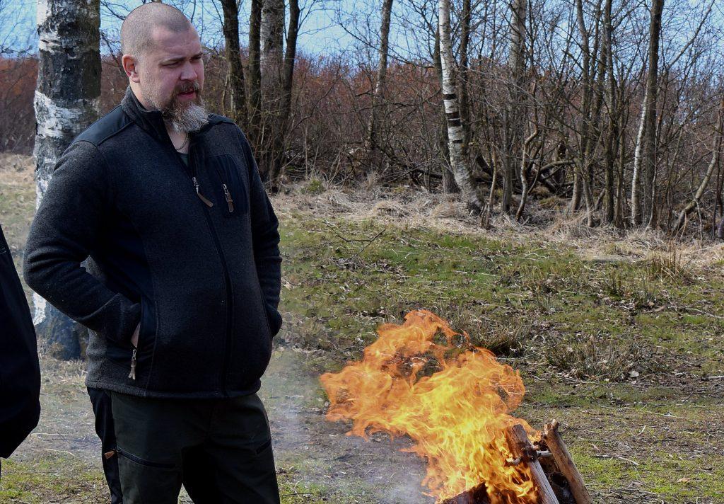 NRM hike on Bohusleden in Sweden's Nest 2