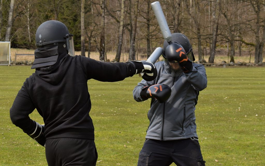 Nordic Resistance Movement Nest 2 physical training