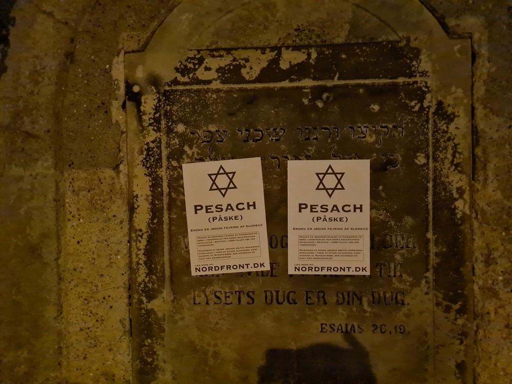 Pesach activism, Aalborg, Denmark