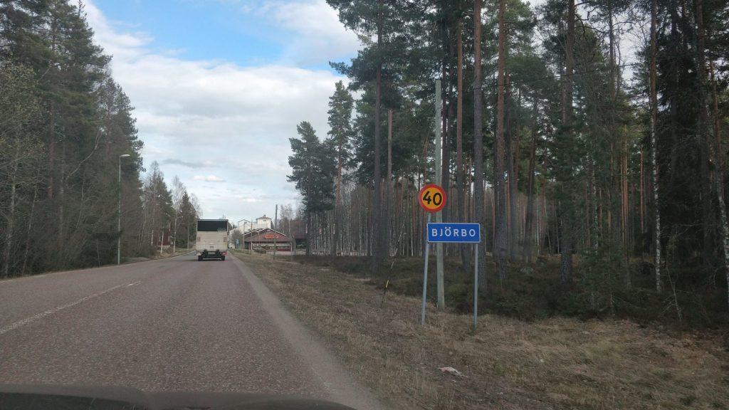 Björbo, Sweden
