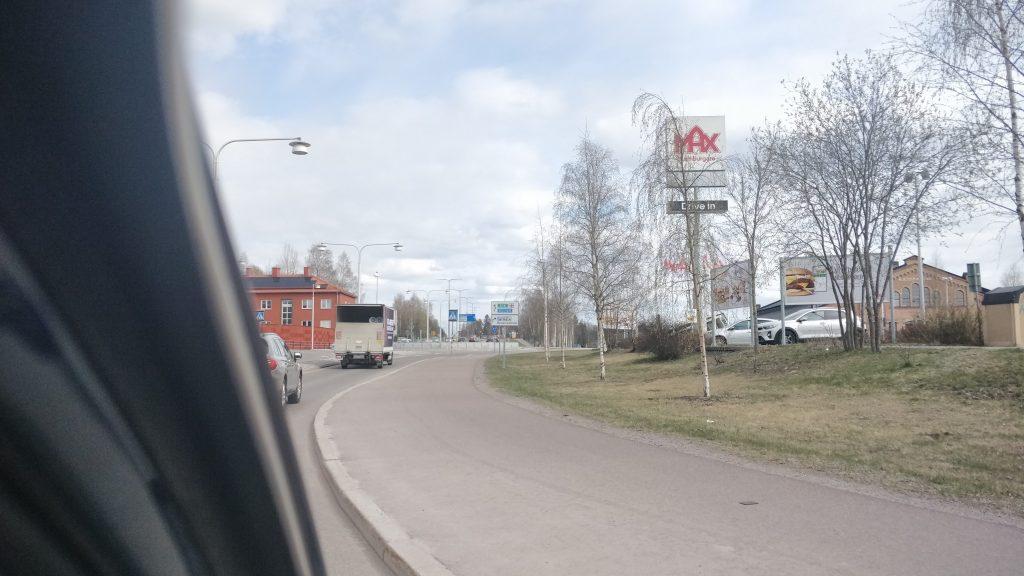 NRM in Falun